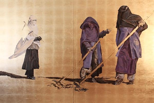 Afghanische Fortschritte-WEB